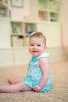 Avery is 6 Months!