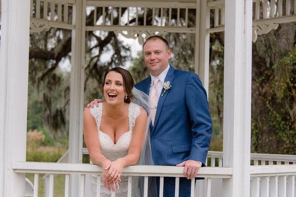 Melissa mock wedding